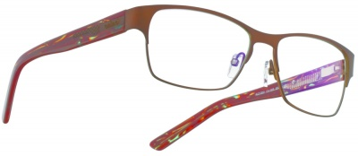 ANIMAL ALO G02 Prescription Glasses<br>(Metal & Plastic)
