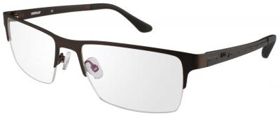 CAT CTO W05 Semi-Rimless Glasses InternetSpecs.co.uk