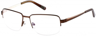 CAT CTO 'TAPPER' Semi-Rimless Glasses