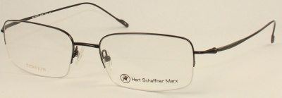 HART SCHAFFNER MARX HSM T131 Prescription Glasses<br>(Titanium)
