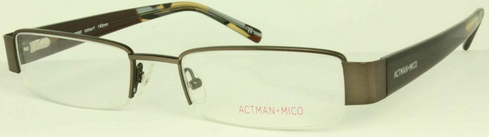 Glasses Frame Help : ACTMAN & MICO MURRELET Designer Frames (Metal & Plastic ...