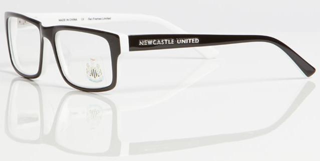 NEWCASTLE UNITED FC ONE 005 Designer Glasses ...
