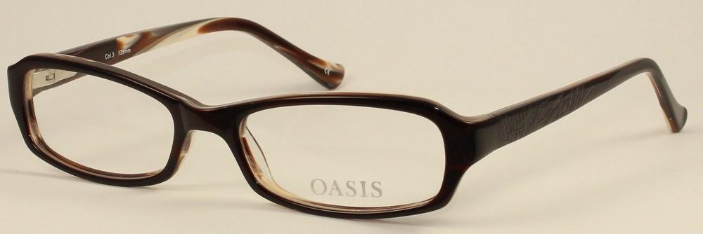 OASIS IXIA Designer Eyeglasses InternetSpecs.co.uk