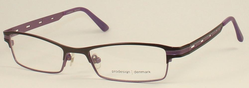 prodesign 1207 designer frames