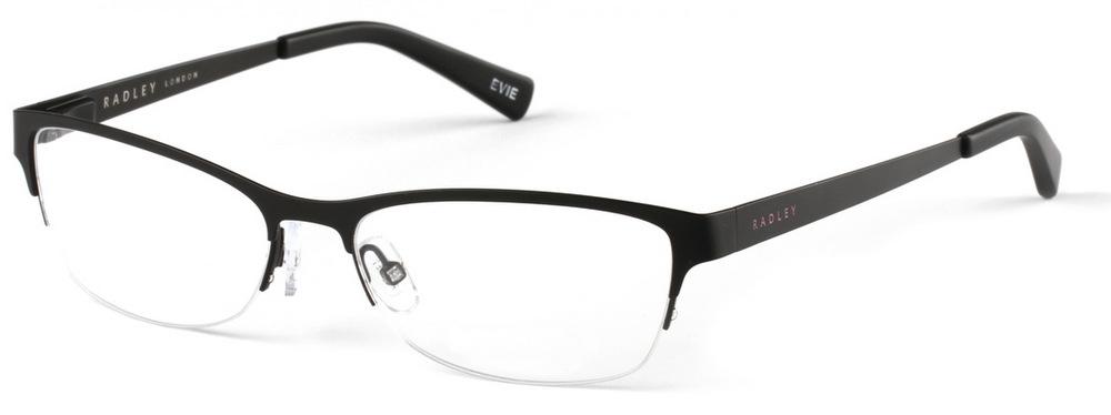 Rimless Glasses Desynthesis : RADLEY EVIE Semi-Rimless Glasses InternetSpecs.co.uk