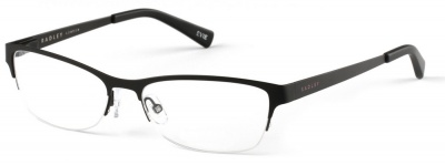 Rimless Distance Glasses : RADLEY EVIE Semi-Rimless Glasses InternetSpecs.co.uk
