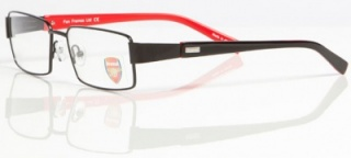 ARSENAL FC OAR 004 Prescription Glasses<br>(Metal & Plastic)
