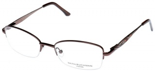 DANA BUCHMAN 'CAIRA' Semi-Rimless Glasses