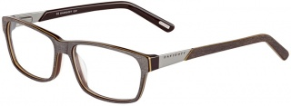 DAVIDOFF 92024 Prescription Glasses<br>(Plastic & Metal)