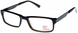 DUCK and COVER DC 021 Prescription Glasses<br>(Plastic & Metal)