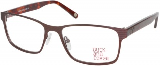 DUCK and COVER DC 035 Prescription Eyeglasses Online<br>(Metal & Plastic)