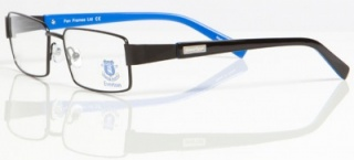 EVERTON FC OEV 004 Prescription Glasses<br>(Metal & Plastic)