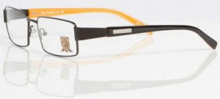 HULL CITY AFC OHU 004 Prescription Glasses<br>(Metal & Plastic)