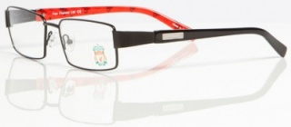 LIVERPOOL FC OLI 004 Prescription Glasses<br>(Metal & Plastic)