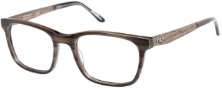 O'NEILL 'SCOTT' Prescription Glasses<br>(Plastic & Wood)