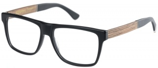 SUPERDRY 'HUNTER' Designer Frames<br>(Plastic & Wood)