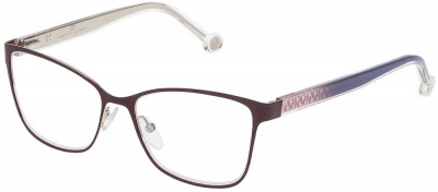 CAROLINA HERRERA VHE 081 Designer Glasses<br>(Metal & Plastic)