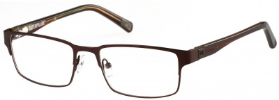 CAT CTO 'JIG' Prescription Glasses<br>(Metal & Plastic)