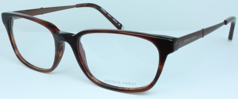 7ad65e3e48f2 NICOLE FARHI NF 0016 Prescription Glasses InternetSpecs.co.uk