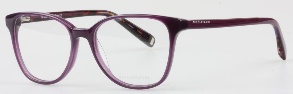 4963c3984162 NICOLE FARHI NF 0053 Designer Glasses InternetSpecs.co.uk