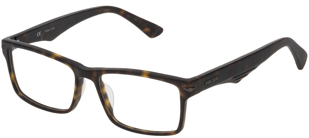 Police Vpl 391 Eyeglasses Internetspecs Co Uk