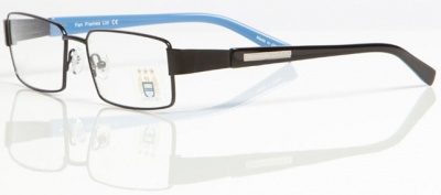 MANCHESTER CITY FC OMC 004 Prescription Glasses<br>(Metal & Plastic)