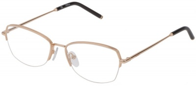 MULBERRY VML 030 Semi-Rimless Glasses