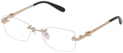 MULBERRY VML 031S Rimless Glasses