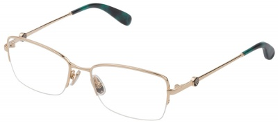 MULBERRY VML 073 Semi-Rimless Glasses