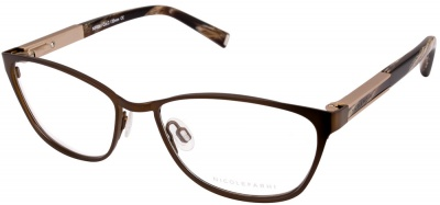 NICOLE FARHI NF 0061 Prescription Glasses