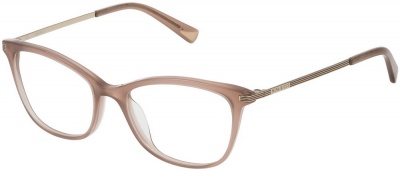 NINA RICCI VNR 073 Prescription Glasses<br>(Plastic & Metal)