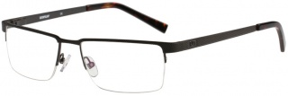 CAT CTO E05 Semi-Rimless Glasses