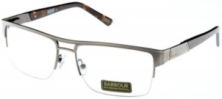 BARBOUR INTERNATIONAL BI 009 Semi-Rimless Glasses