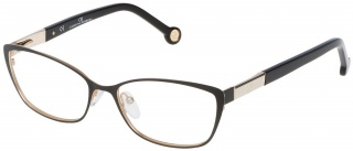 CAROLINA HERRERA VHE 073 Designer Glasses<br>(Metal & Plastic)