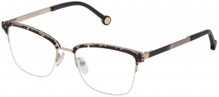 CAROLINA HERRERA VHE 138 Semi-Rimless Glasses