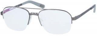 CAT CTO 'BRIDGER' Semi-Rimless Glasses