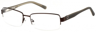 CAT CTO 'FLINT' Semi-Rimless Glasses<br>(Metal & Plastic)