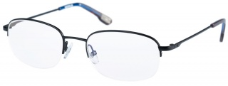 CAT CTO 'PROOFER' Semi Rimless Glasses