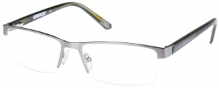 CAT CTO 'TWINFAST' Semi-Rimless Glasses