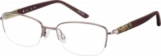 ELLE 'EL 13412' Prescription Glasses<br>(Metal & Plastic)