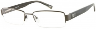 GANT 'JACOBS' Semi-Rimless Glasses<br>(Metal & Plastic)