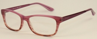 GHOST 'AMBER' Designer Glasses<br>(Plastic & Metal)