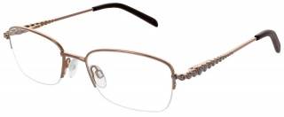 JACQUES LAMONT 1276 Semi-Rimless Glasses