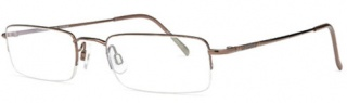 JAEGER 242 Semi-Rimless Glasses