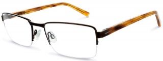 JASPER CONRAN JCM 012 Semi-Rimless Glasses