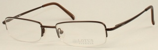 LOTUS 'ELISE' 038 Semi-Rimless Glasses