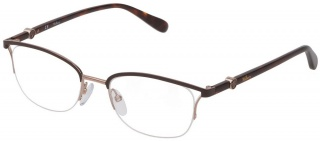 MULBERRY VML 029 Semi-Rimless Glasses