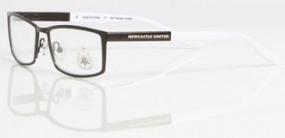 NEWCASTLE UNITED FC 'ONE 006' Supra (inset) Designer Frames