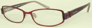 NICOLE FARHI NF 0011 Spectacles<br>(Semi-Rimless 'Inset')