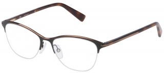 NINA RICCI VNR 026 Prescription Glasses<br>(Metal & Plastic)